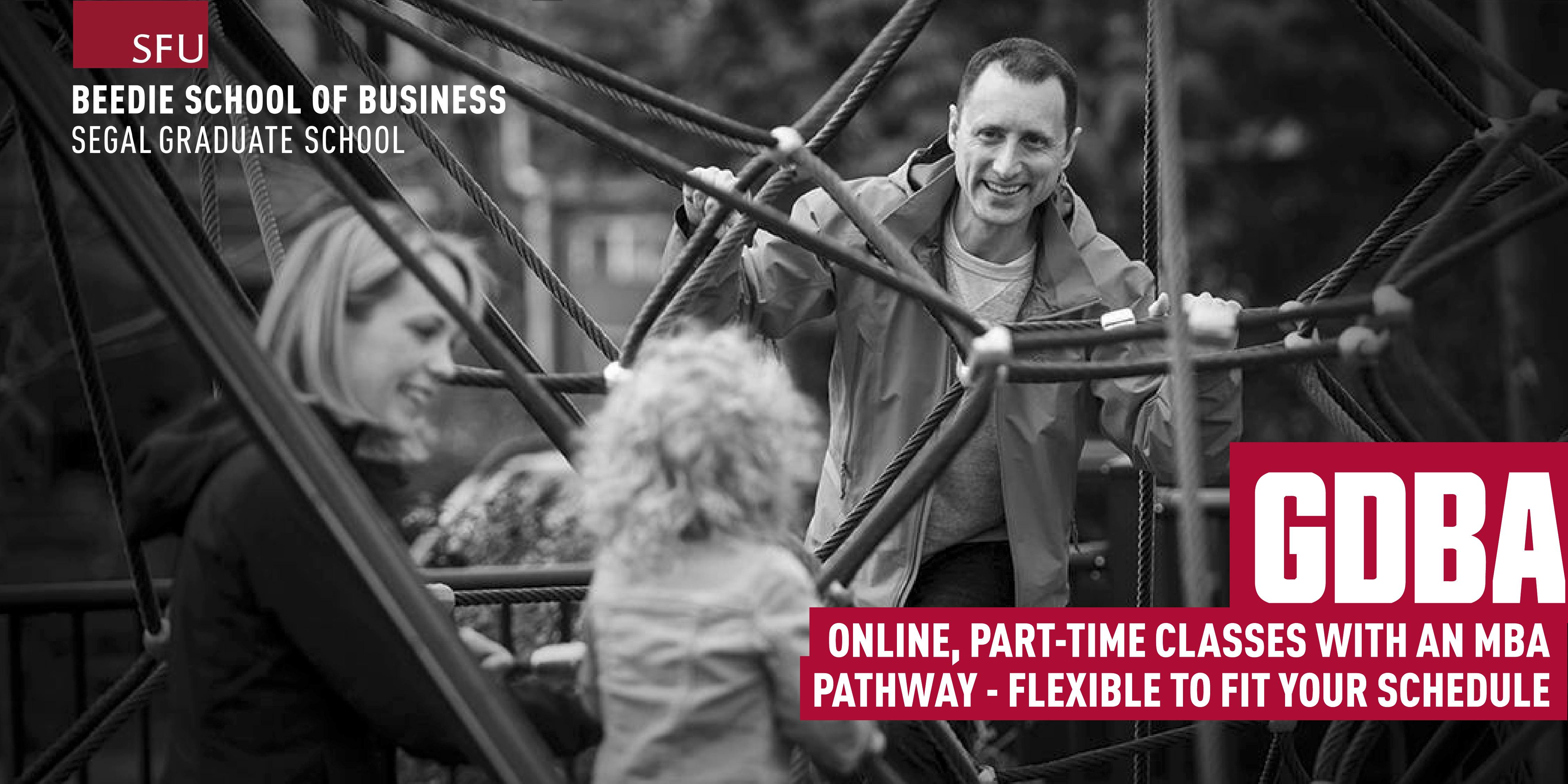 GDBA A pathway to your MBA